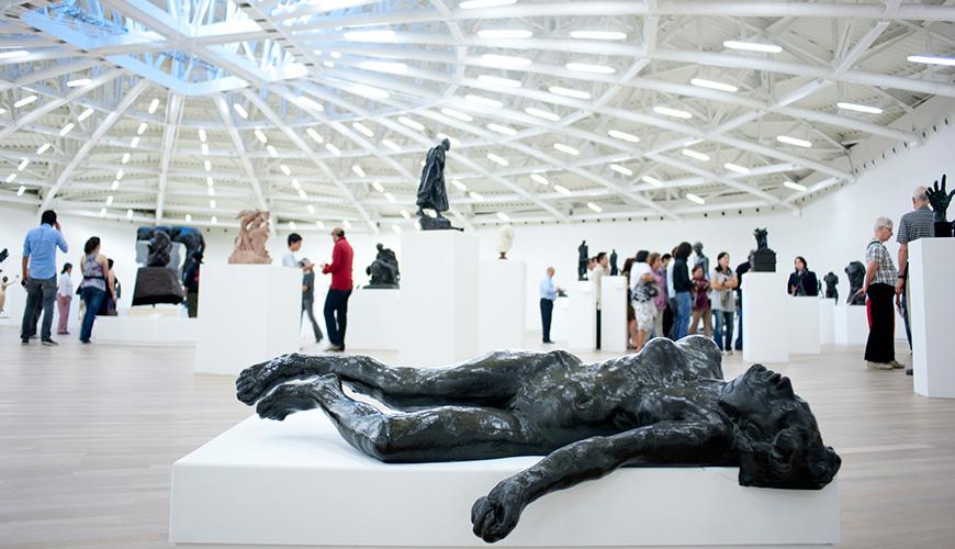 ¡Ven a conocer grandes obras de arte!