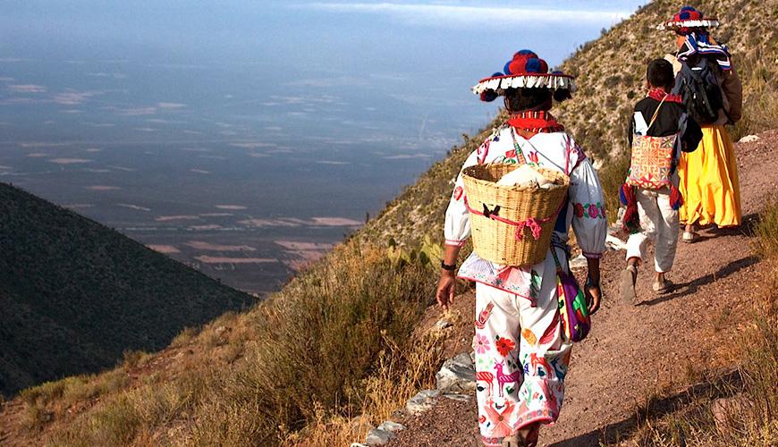 Vista desde Cerro del Quemado