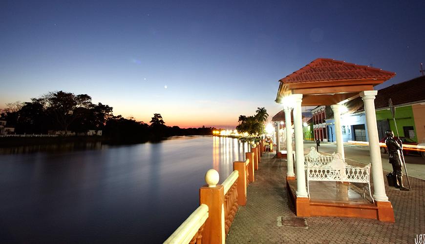 <h1>D´Tour: Conoce Palizada Campeche, un pueblo mágico de bellos tesoros</h1>