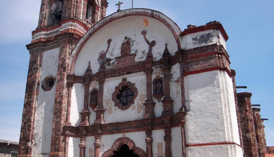 Templo de Santa María de Kino