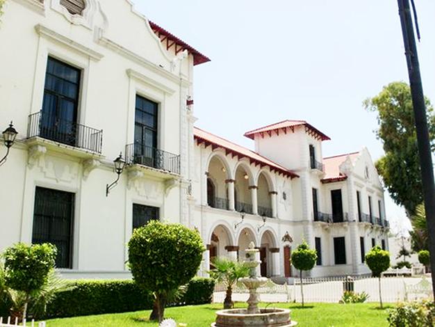 El palacio Municipal lo construyeron los judíos sefardíes
