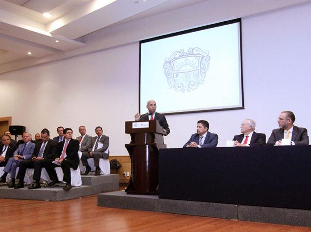 """""""La invitación es dejar los egos a un lado, esta iniciativa no debe llevar nombre, debe llevar propósito, y si en el propósito nos unimos todos, comenzaremos a recibir los grandes beneficios como región, beneficios que antes no se han alcanzado"""", comentó Aguilar Vega"""