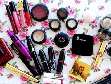 Sigue estos consejos y aprende a acomodar tu maquillaje como todo un profesional.