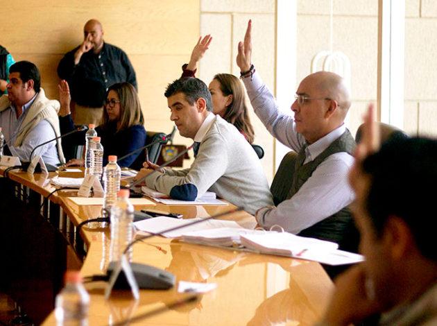 El proyecto fue avalado durante sesión de cabildo encabezada por el edil Aguilar Vega