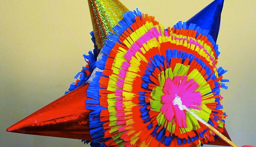 Te Tocó Llevar La Piñata Esta Navidad Aprende A Hacer Una De 5 O 7
