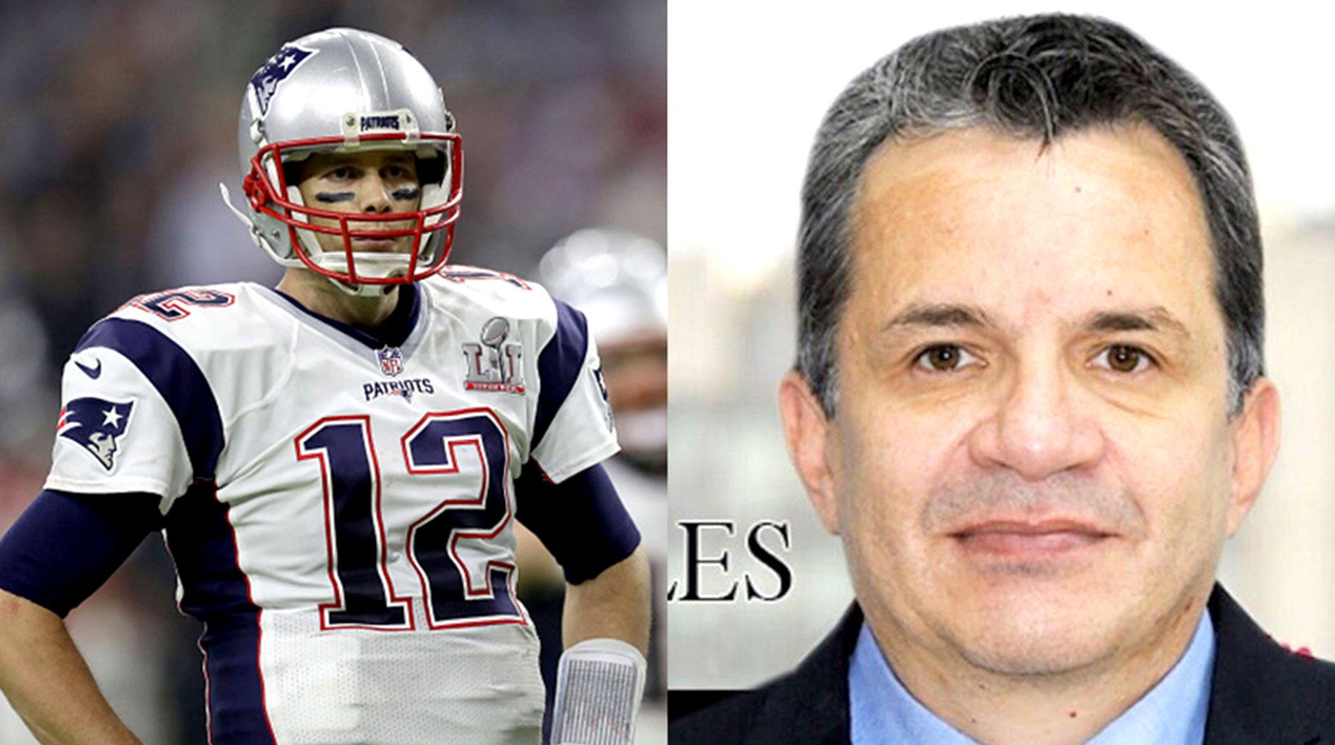 Encontraron el jersey de Tom Brady - La FuenteLa Fuente