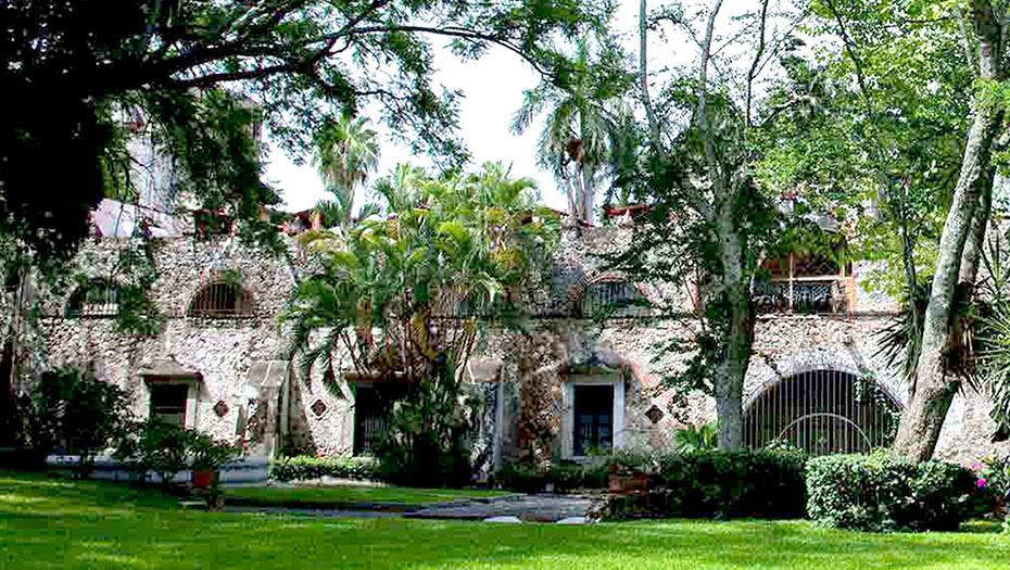 <h1>D´Tour: Hacienda San José Acamilpa, un lugar rodeado de hermosos jardínes</h1>