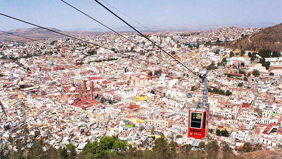<h1>D´tour: Conoce Teleférico de Zacatecas, ícono distintivo de la ciudad</h1>