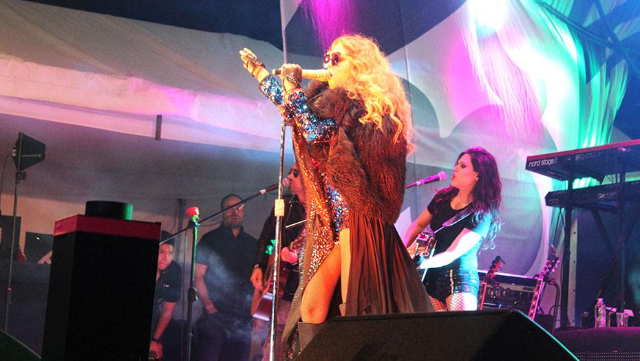 <h1>Freixenet celebra vendimia con Paulina Rubio</h1>