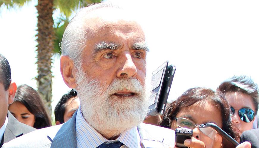 <h1>No soy representante de Ricardo Anaya en este proyecto ni en ninguno: Fernández de Cevallos</h1>