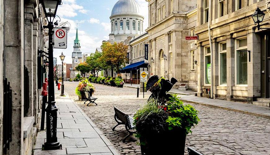 <h1>Montreal, la ciudad subterránea</h1>