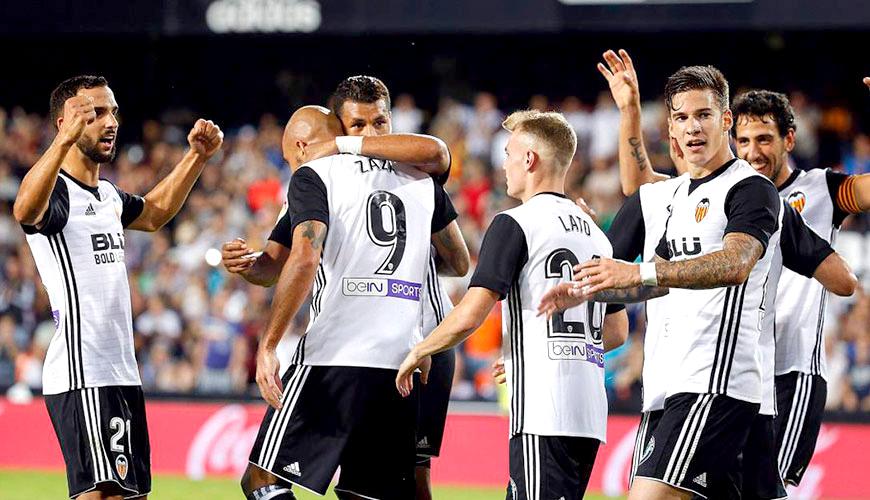 <h1>Valencia califica a semis de Copa del Rey al vencer al Alavés en penales</h1>
