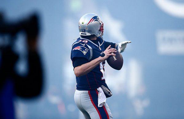 <h1>Tom Brady guía a los Patriots a su octavo Super Bowl</h1>