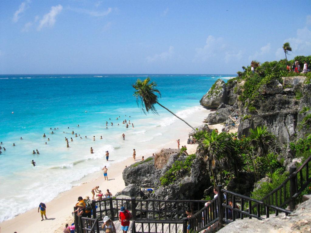 <h1>Tulum: paraíso mexicano</h1>