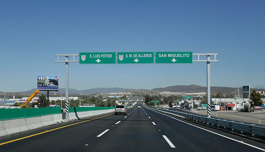 <h1>Inaugura Gobierno Federal ampliación del Paseo de la República</h1>