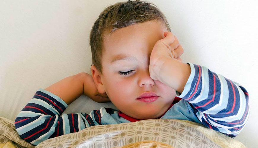 <h1>¿Qué causa insomnio en los niños?</h1>