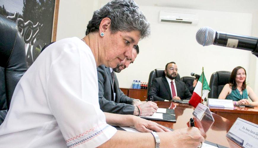 <h1>UAQ e IEEQ establecen convenio para realizar actividades políticas durante el proceso electoral 2018</h1>