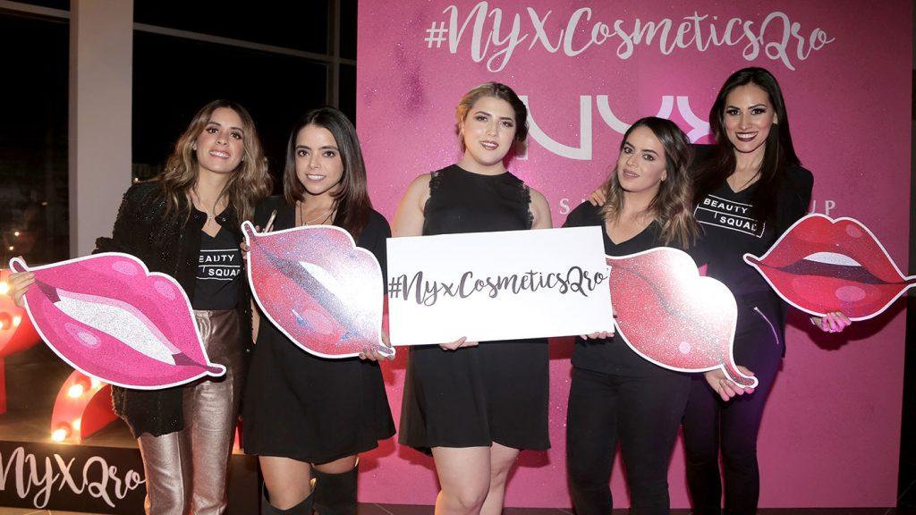 <h1>NYX celebra Pirmer Aniversario en Audi Center Juriquilla</h1>