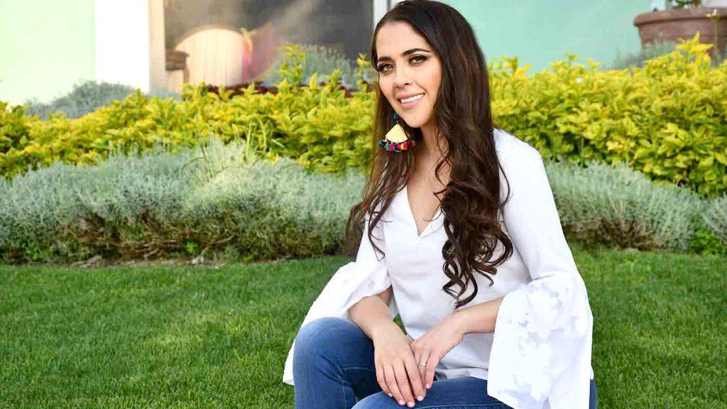 <h1>Gaby Monjaraz, Presidenta del Comité Municipal del PRI</h1>