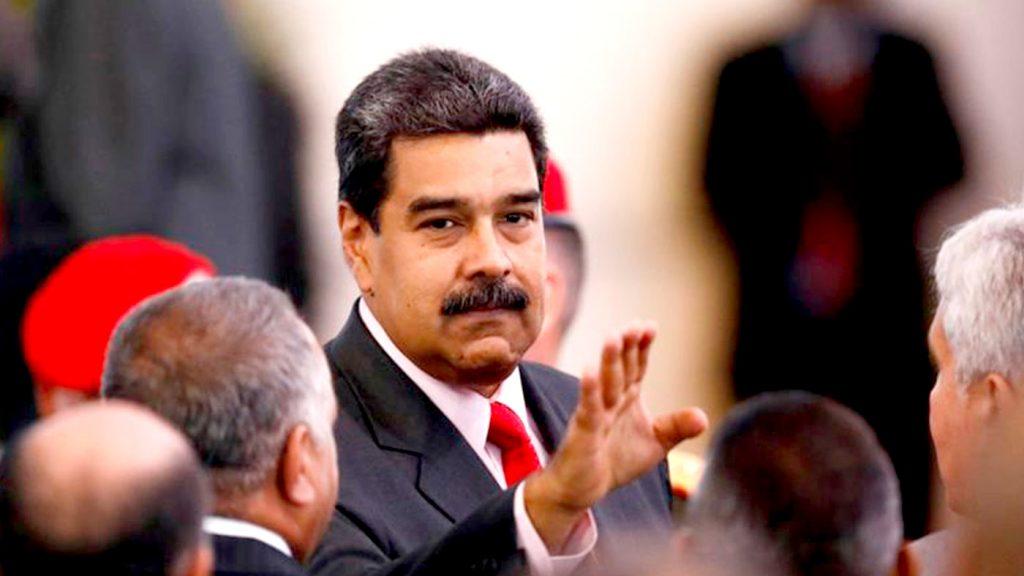 <h1>Maduro expulsa de Venezuela al encargado de negocios de EE.UU.</h1>