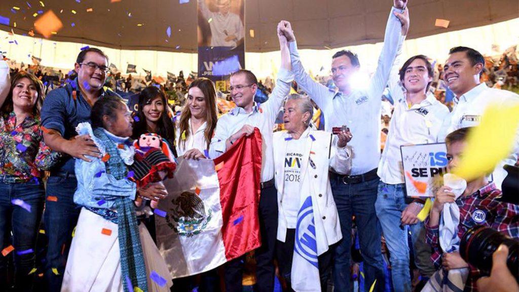<h1>Querétaro sera prioridad en mi gobierno: Ricardo Anaya</h1>