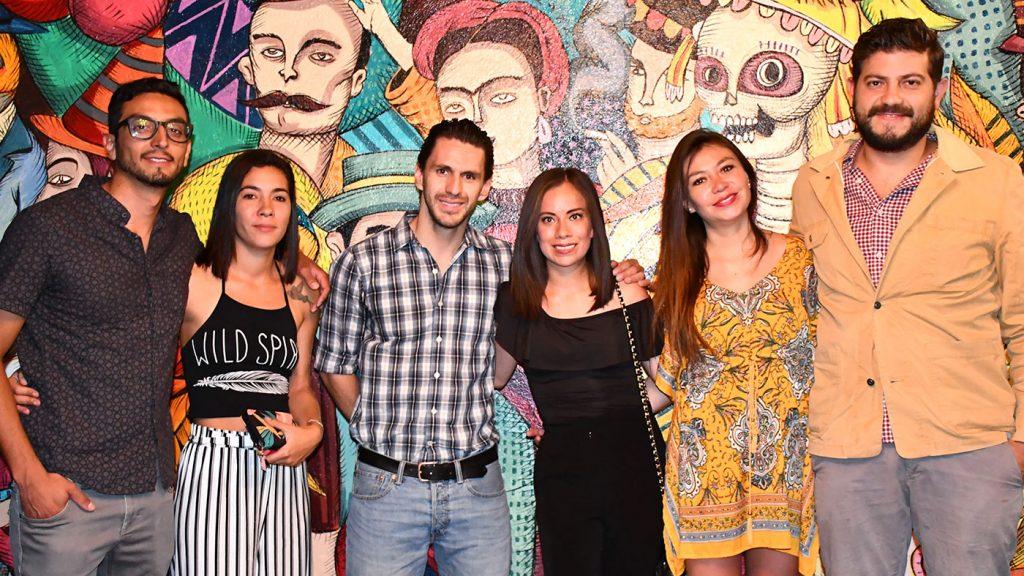 <h1>¡De fiesta!María Rivera celebra su primer aniversario</h1>