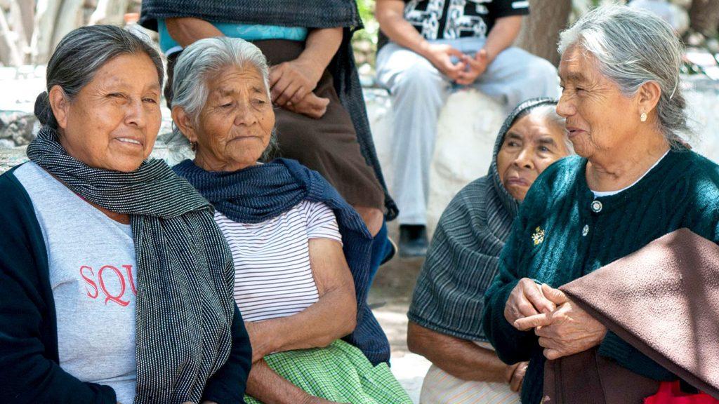 <h1>Asegura Celia Maya que ejes de su campaña son: combatir corrupción discriminación y violencia</h1>