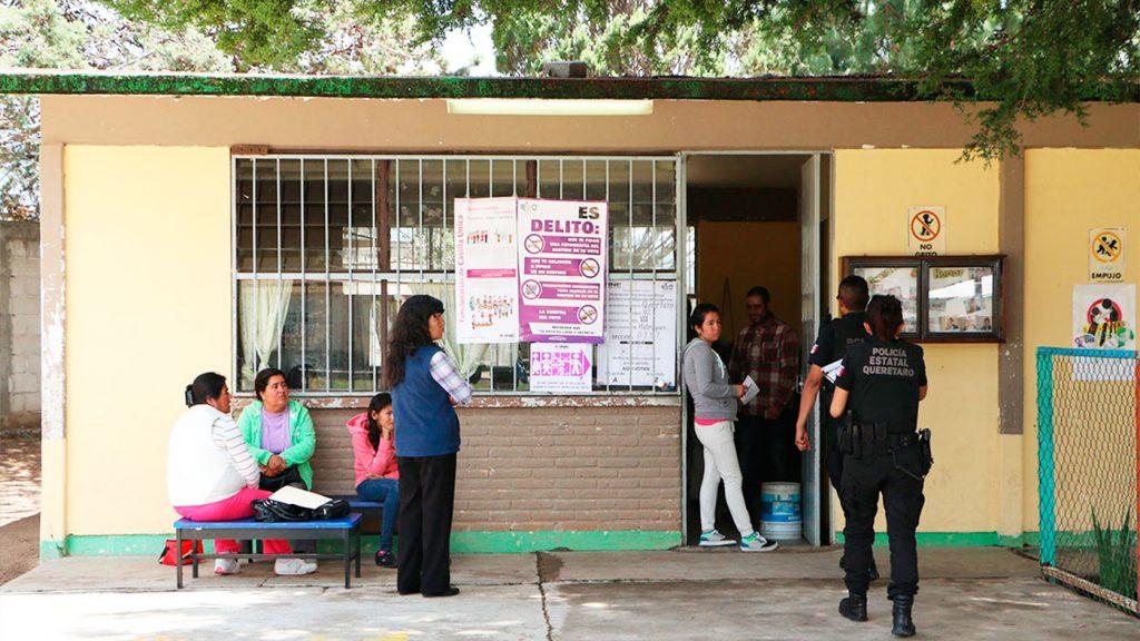 <h1>En Querétaro escuelas públicas albergarán la mayor cantidad de casillas electorales</h1>