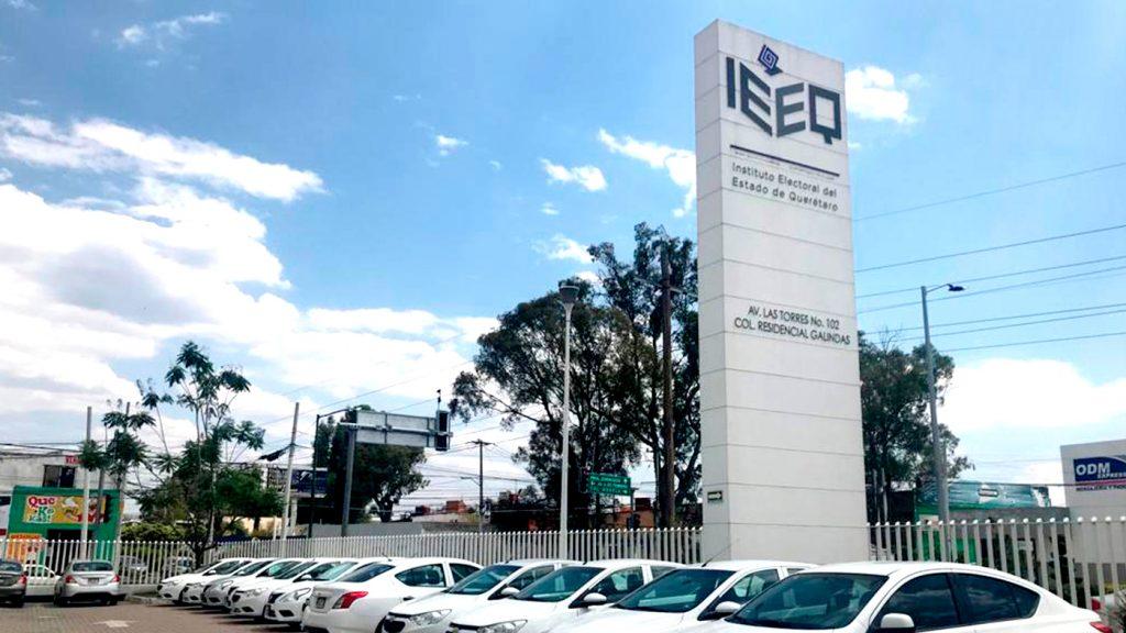 <h1>Llegan 5 millones de boletas a Querétaro para jornada electoral</h1>