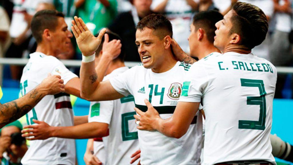 <h1>México se mide ante Suecia por el boleto a los Octavos de Final</h1>