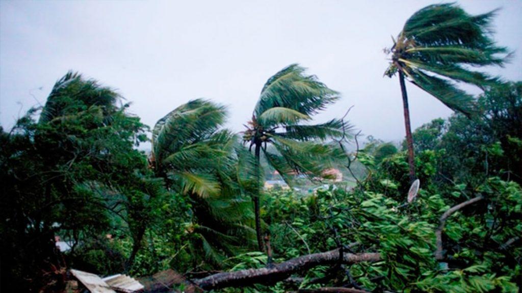 <h1>Se espera que un total de 32 ciclones tropicales afecten a México</h1>