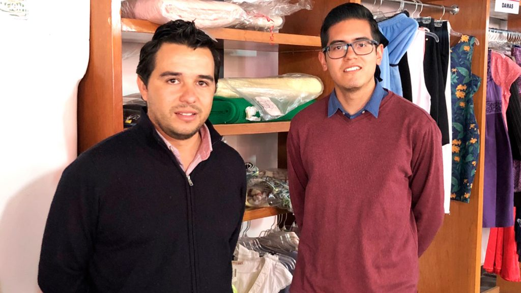 <h1>Cáritas de Querétaro I.A.P</h1>