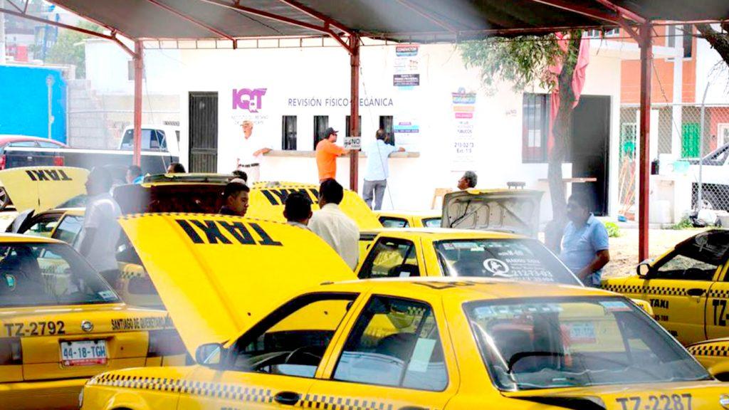<h1>Inicia refrendo de Unidades de Transporte Público en Querétaro</h1>