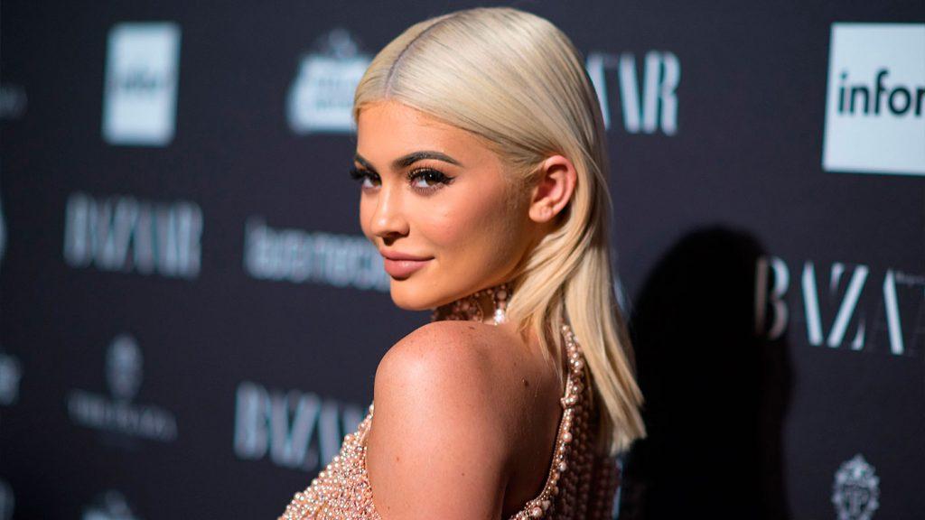 <h1>Kylie Jenner se lleva la portada de Forbes por ser la multimillonaria más joven</h1>