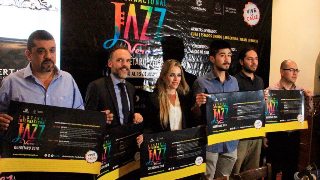 <h1>Querétaro albergará 8° Festival Internacional Jazz de Verano</h1>