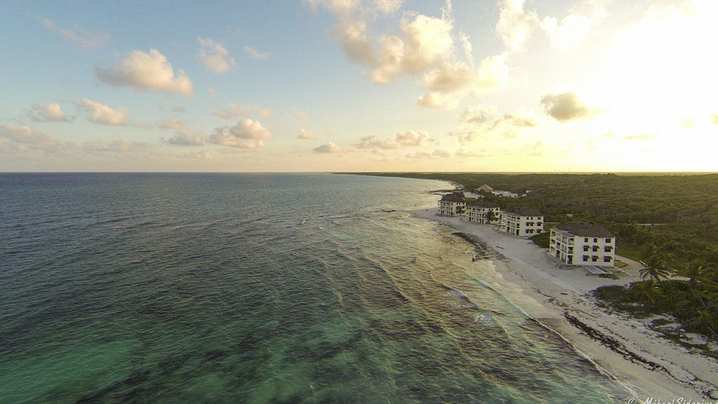 <h1>Caleta Tankah, una belleza de la Riviera Maya</h1>