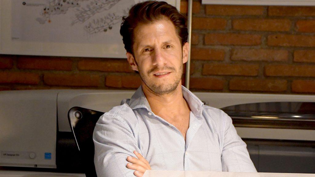 <h1>Eduardo Reims, cofundador de Reims Arquitectura</h1>