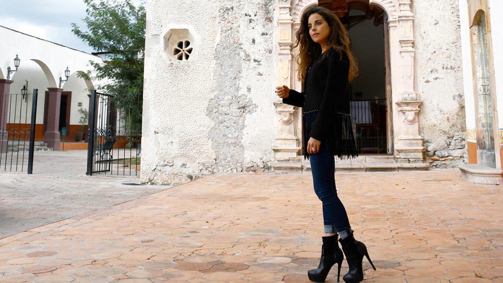 <h1>Nicole Villaseñor Cervantes, influencer mexicana</h1>