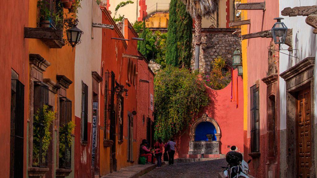 <h1>San Miguel de Allende ¡Ven a dar el grito en esta ciudad que combina arte e historia!</h1>