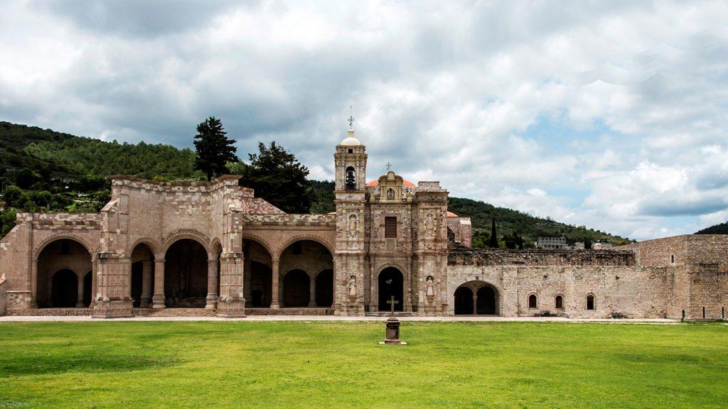 <h1>D´tour: Conoce Teposcolula un tesoro de Oaxaca</h1>