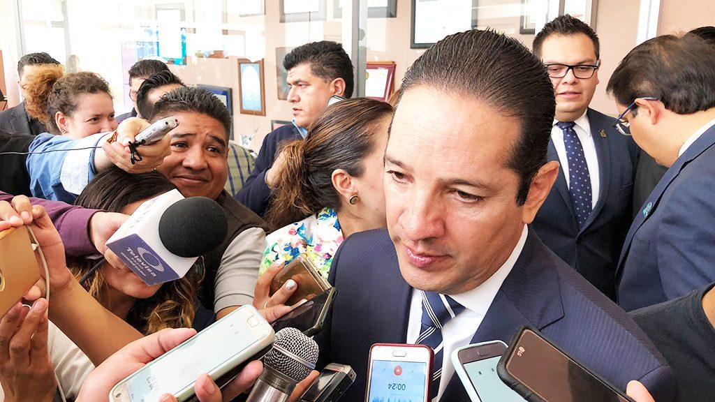 <h1>Gobernador de Querétaro y AMLO se reunirán el próximo viernes</h1>