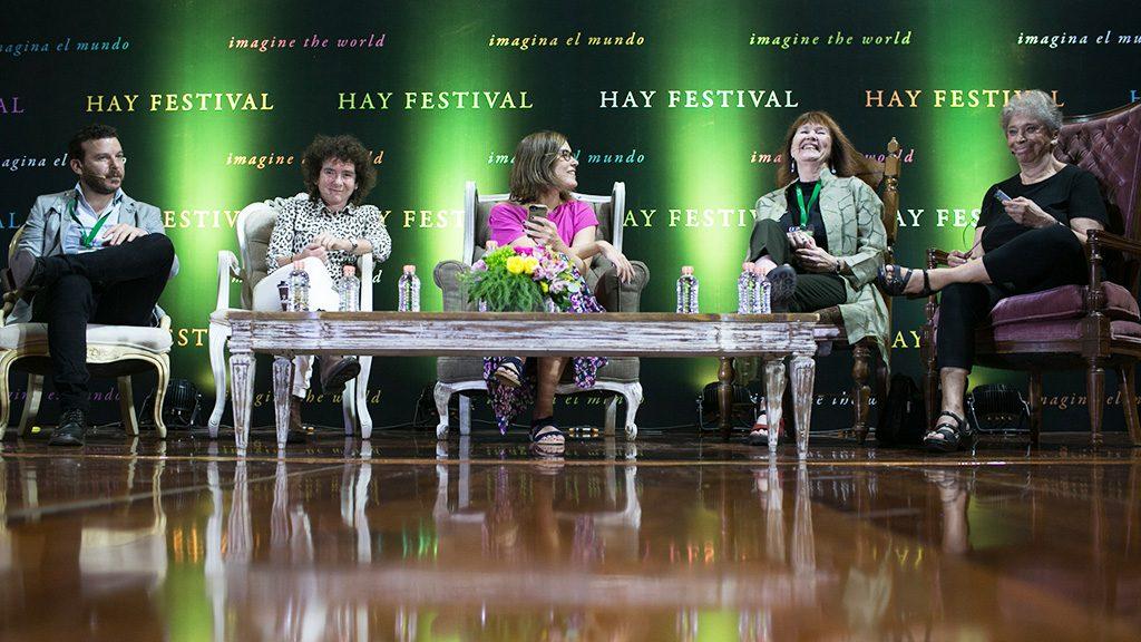 <h1>Hay Festival recibió a más de 33 mil invitados</h1>