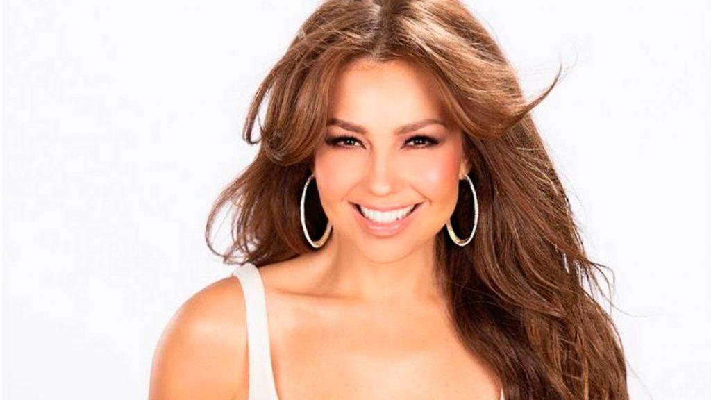 <h1>Thalía lanza nuevo tema</h1>