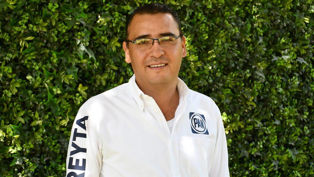 <h1>Cadereyta de Montes reelige aLeón Enrique Bolaño como alcalde</h1>
