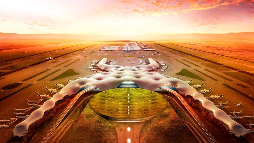<h1>Los aeropuertos que ganarán de la mano del NAIM</h1>