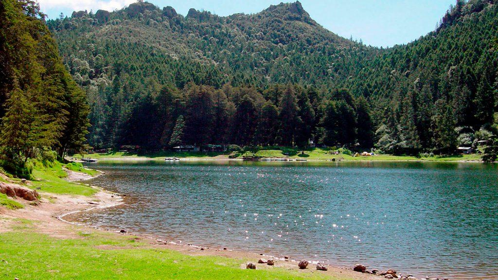 <h1>Parque Nacional El Chico</h1>