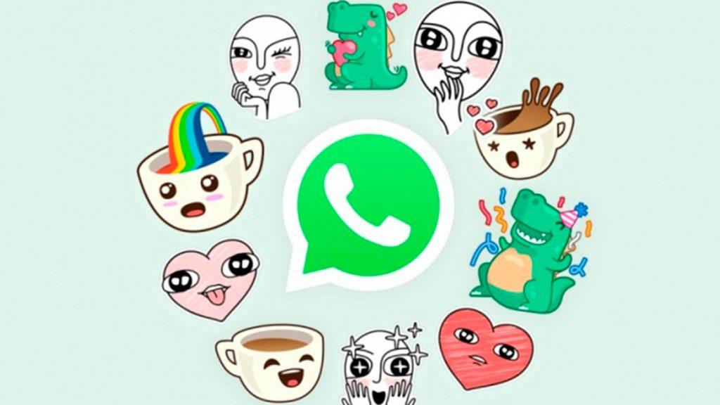 <h1>Llegan Los &#8216;stickers&#8217; a WhatsApp</h1>