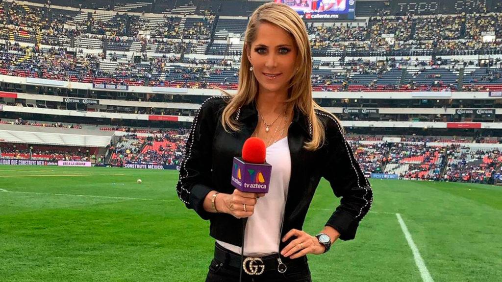 <h1>Las sexys conductoras deportivas mexicanas que viajaron al Super Bowl</h1>