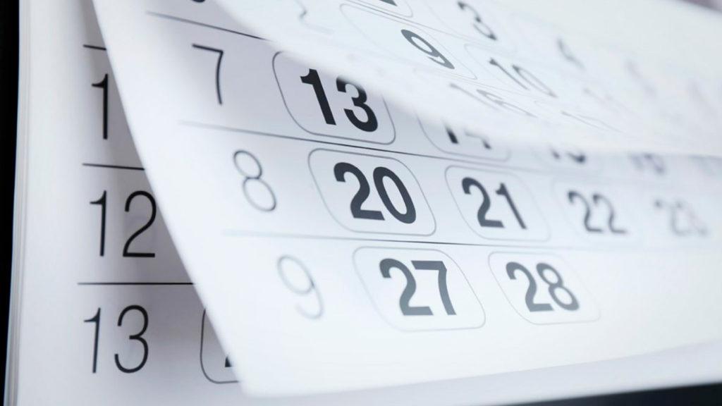 <h1>Cuáles son los puentes que habrá este año, checa el calendario de fechas festivas</h1>