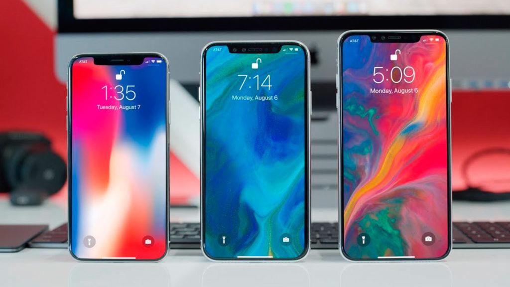<h1>Estos son los tres modelos de iPhone que saldrán en 2019</h1>